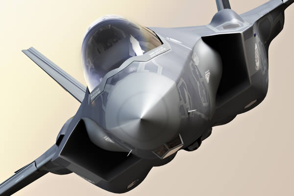 IBC's Beralcast Alloy is Flying on the F-352 min read