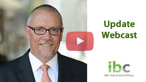 IBC Update Webcast with Chairmam Mark_Smith
